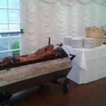 Dissington Hall- Roast Hog