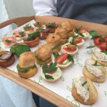 Homemade Speciality Canapes