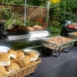 Garden Party in Hutton Rudby