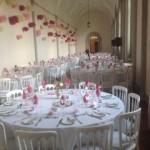 The Armour Gallery at Brancepeth Castle, Durham, - wedding reception venue