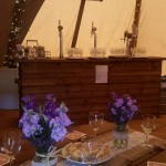 Tipi Wedding In Bellingham