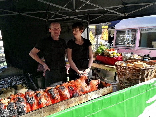 Hog Roast Redcar